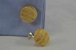 Cufflinks (horn slice) Image